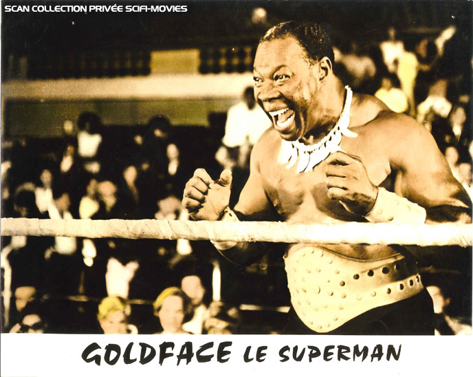 Photo de 'Goldface le superman' - ©1967 Balcázar Producciones Cinematográficas - Goldface le superman (Goldface il fantastico Superman) - cliquez sur la photo pour la fermer