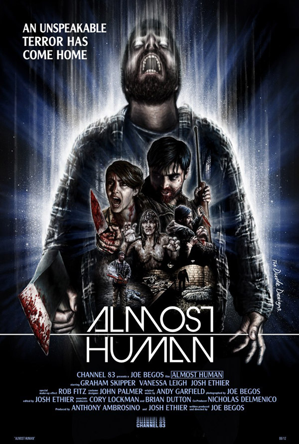 Unknown poster from the movie Almost Human