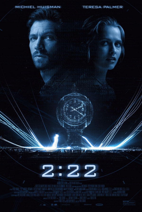 Us poster from the movie 2:22