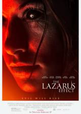 Movie poster from The Lazarus Effect, in theaters on February 27, 2015