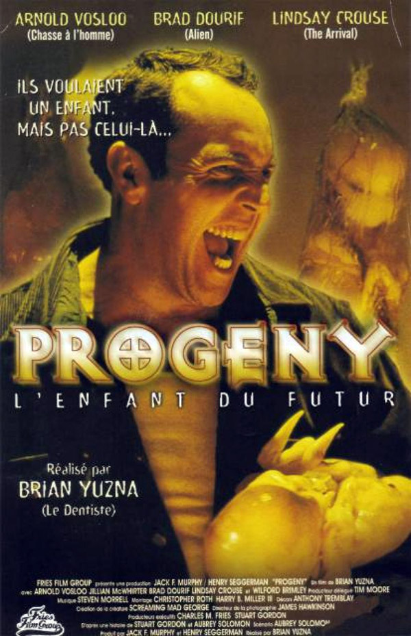 French artwork from the movie Progeny
