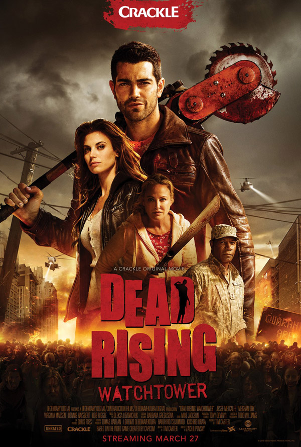 Us poster from the movie Dead Rising