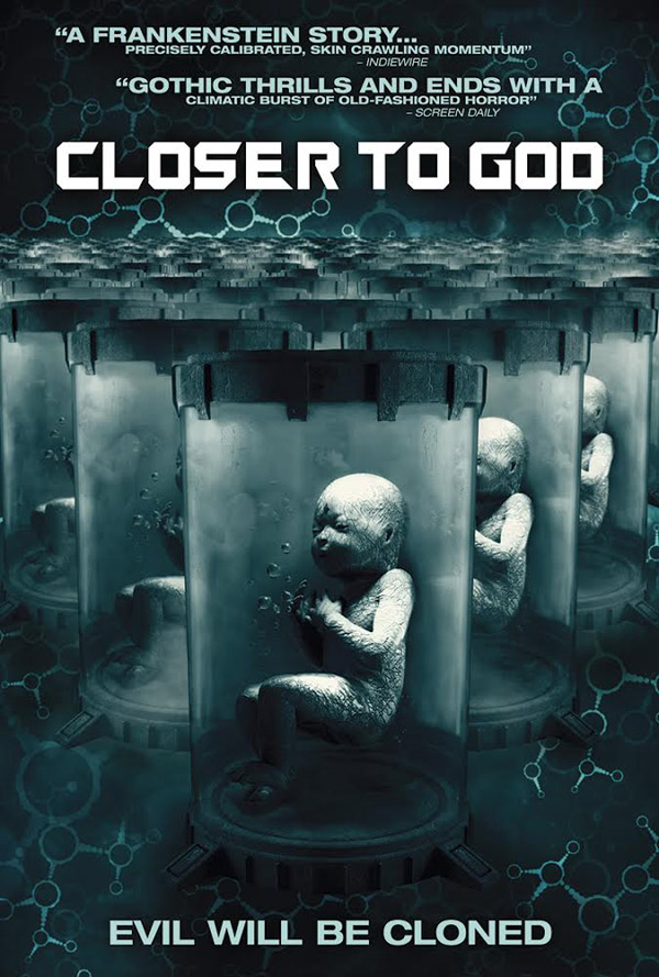 Us poster from the movie Closer to God