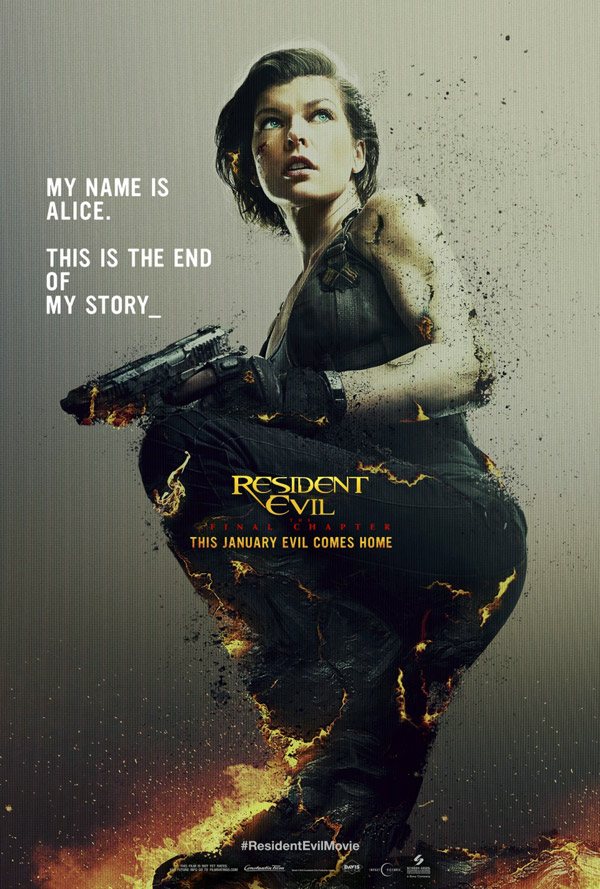 Us poster from 'Resident Evil: The Final Chapter'
