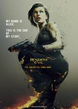Resident Evil: The Final Chapter (In theaters January 27, 2017)