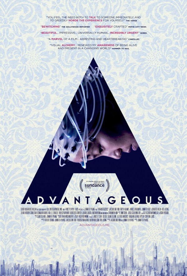 Us poster from the movie Advantageous