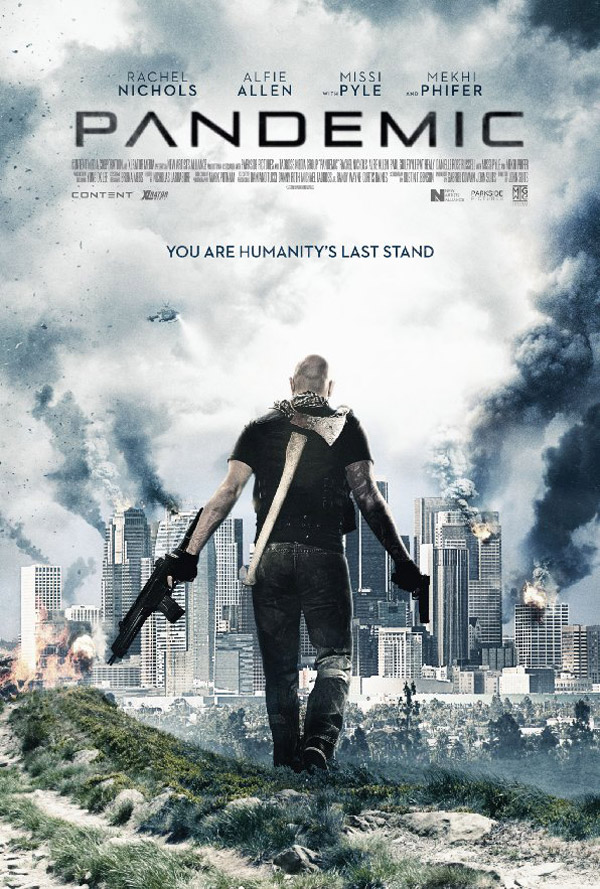 Us poster from the movie Pandemic