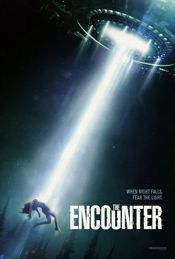 Us poster from the movie The Encounter