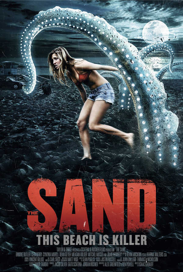 Us poster from the movie The Sand
