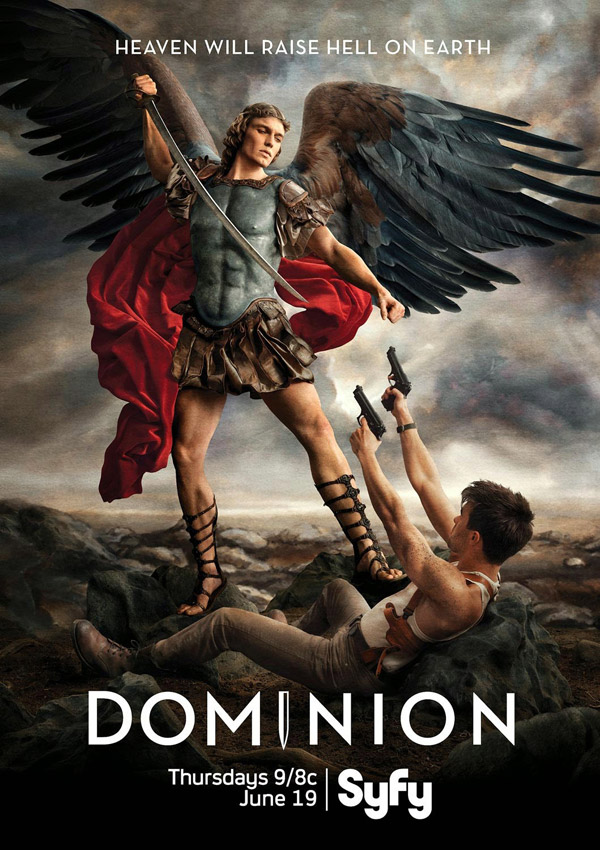 Us poster from the series Dominion