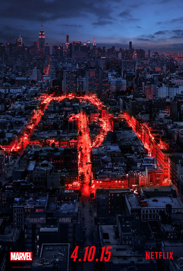 Us poster from the series Daredevil