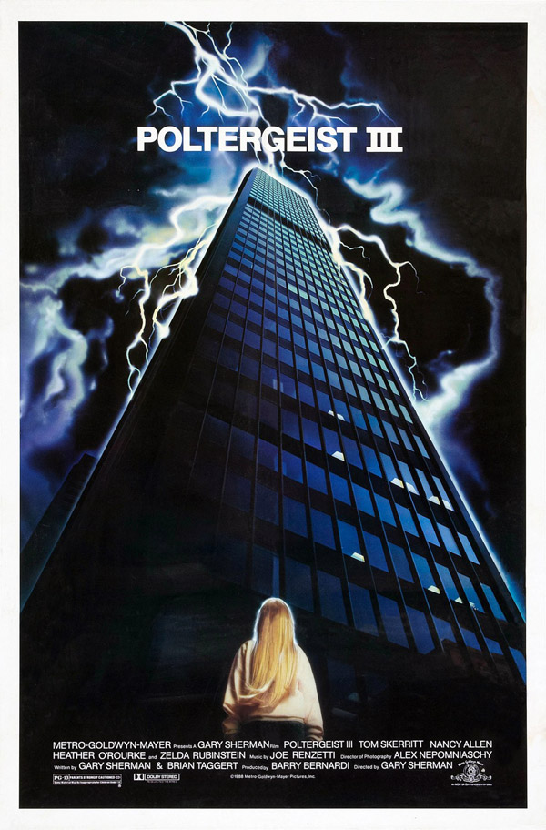 Us poster from the movie Poltergeist III