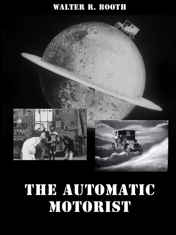 Visuel inconnu de 'The Automatic Motorist'