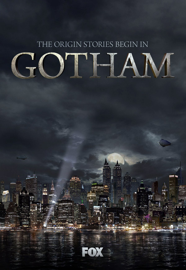 Us poster from the series Gotham