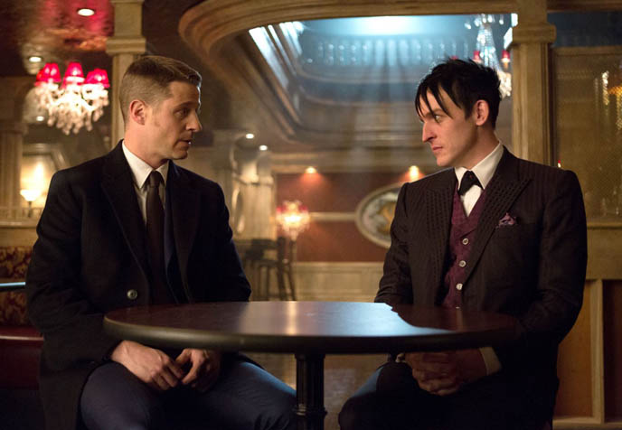 Photo de 'Gotham' - ©2014-2015 Warner Bros. Television - Gotham (Gotham) - cliquez sur la photo pour la fermer