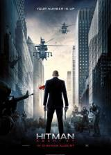 Movie poster from Hitman: Agent 47, in theaters on August 21, 2015