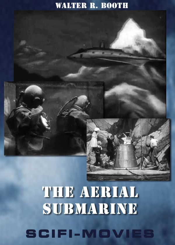 Visuel inconnu de 'The Aerial Submarine'