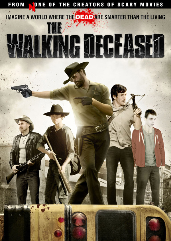 Us poster from the movie The Walking Deceased