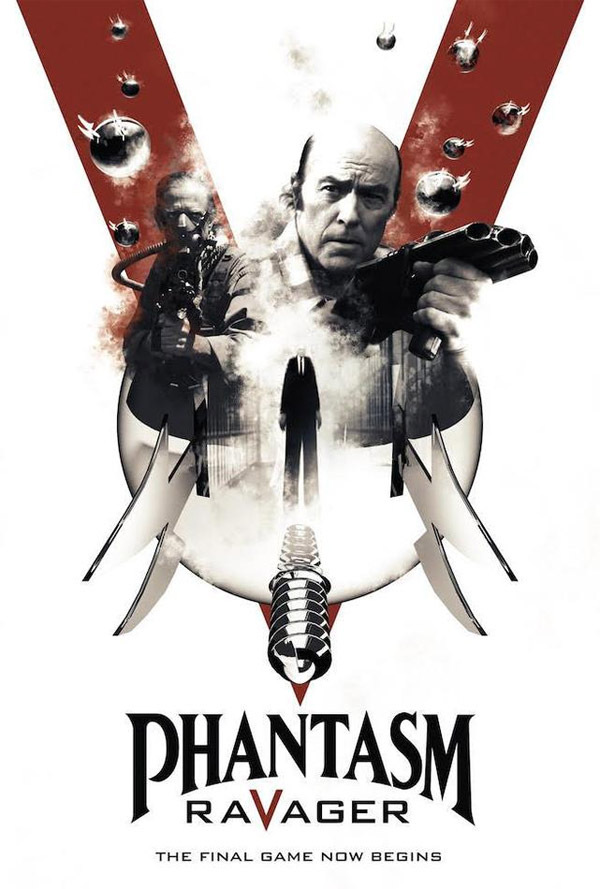 Us poster from the movie Phantasm: Ravager