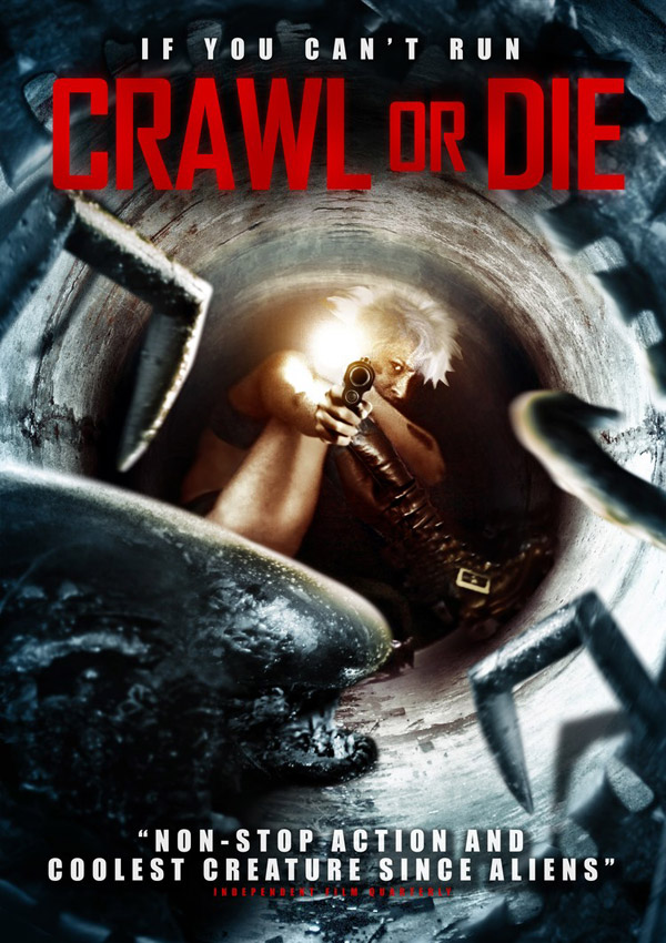 Us poster from the movie Crawl or Die