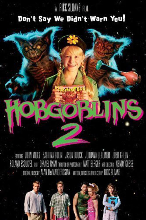 Us artwork from the movie Hobgoblins 2
