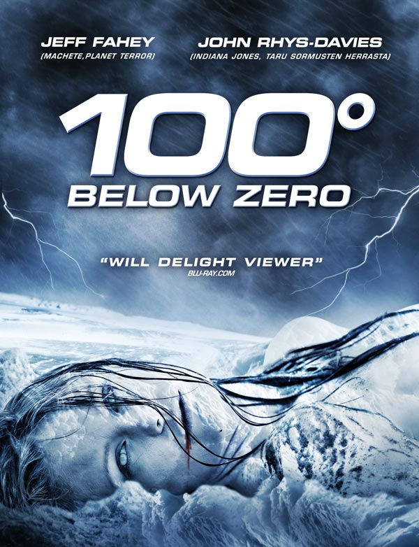 Us artwork from the movie 100 Degrees Below Zero