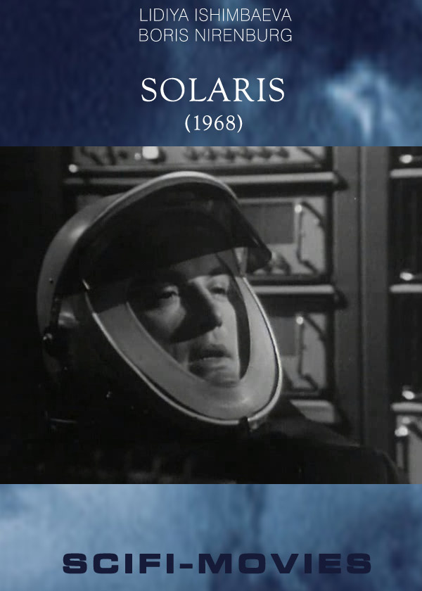 Unknown artwork from the TV movie Solaris (Solyaris)