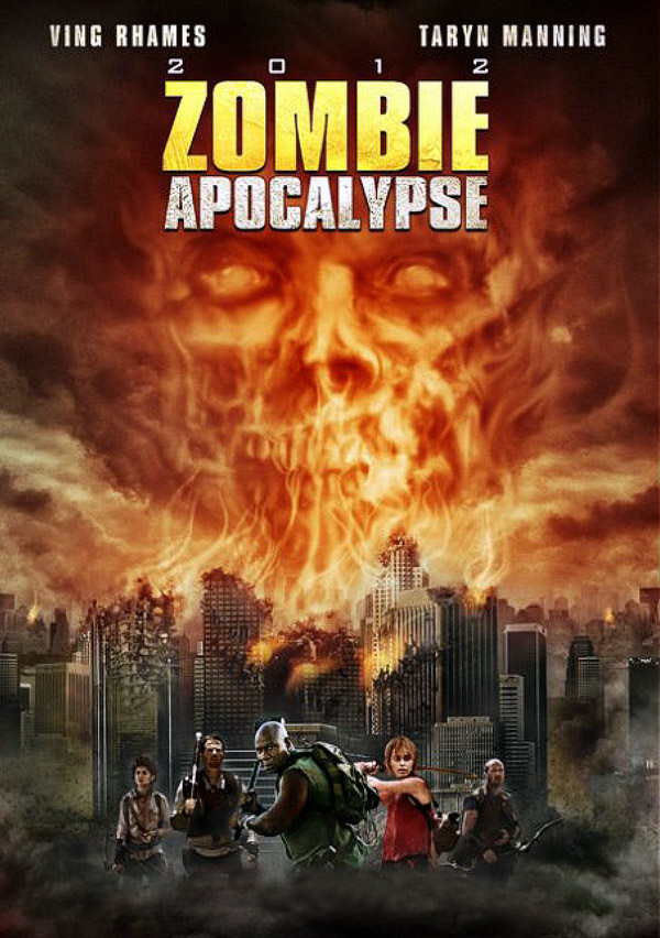 Us poster from the TV movie Zombie Apocalypse