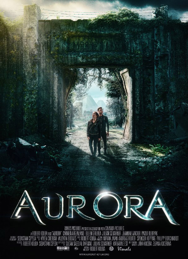 Unknown poster from the movie Aurora