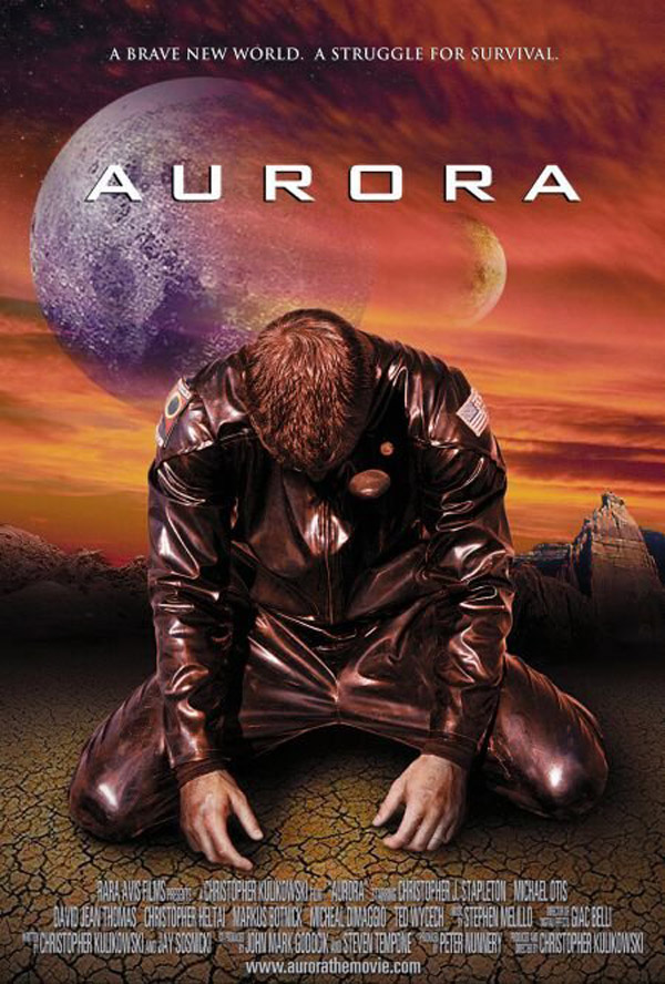 Us poster from the movie Aurora