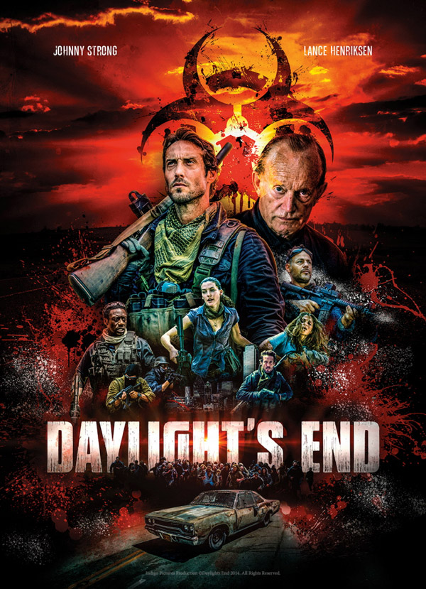 Affiche américaine de 'Daylight's End'