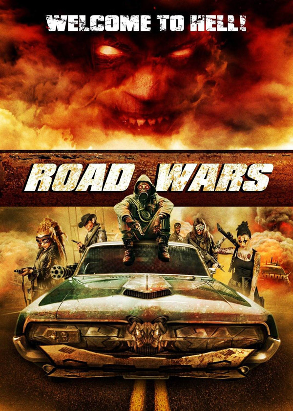 Us poster from the movie Road Wars