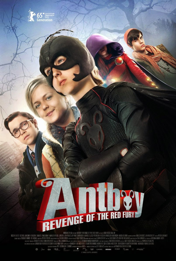 Unknown poster from the movie Antboy: Revenge of the Red Fury (Antboy: Den Røde Furies hævn)