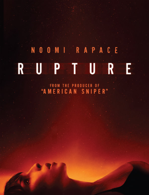 Rupture (2016) movie poster #1 - SciFi-Movies