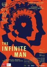 Movie poster from The Infinite Man, in theaters on February 12, 2015