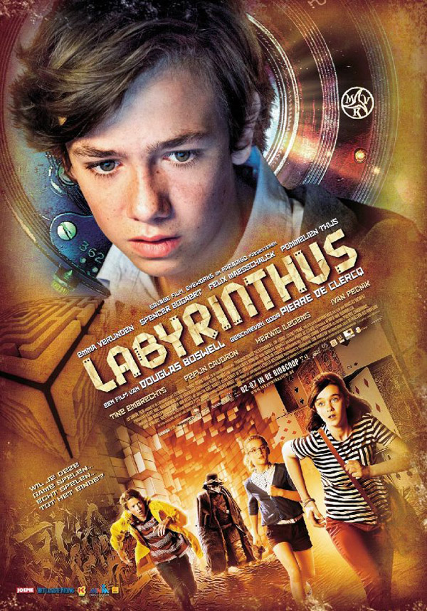 Unknown poster from the movie Labyrinthus