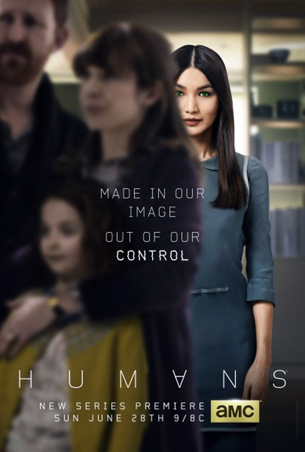 Unknown poster from the series Humans