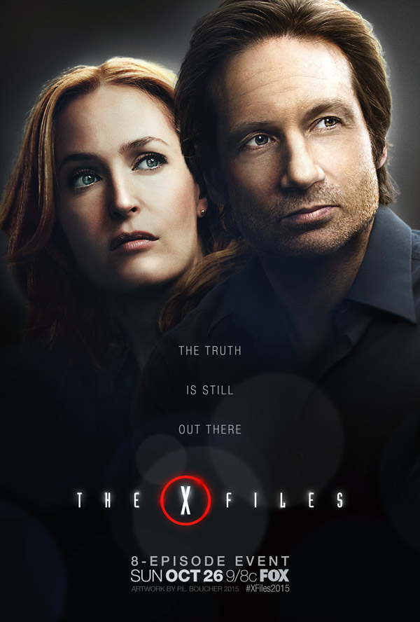 Us poster from the series X-Files