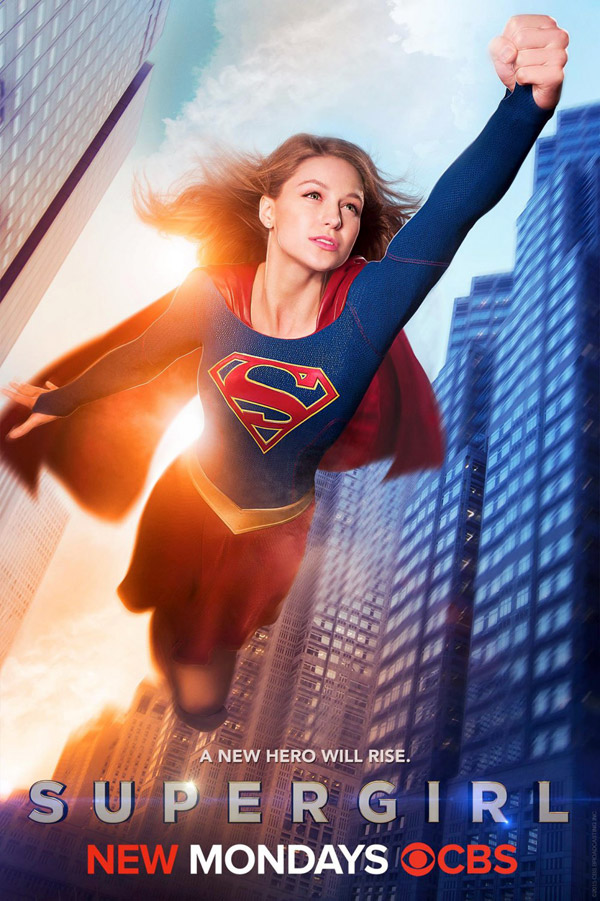 Us poster from the series Supergirl