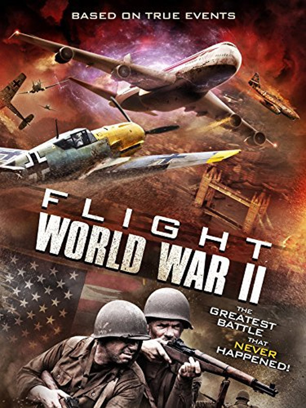 Us poster from the movie Flight World War II
