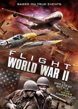 Movie poster from Flight World War II, in theaters on June 02, 2015