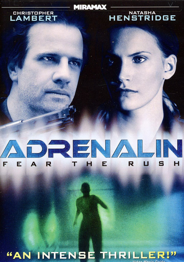 Us poster from the movie Adrenalin: Fear the Rush