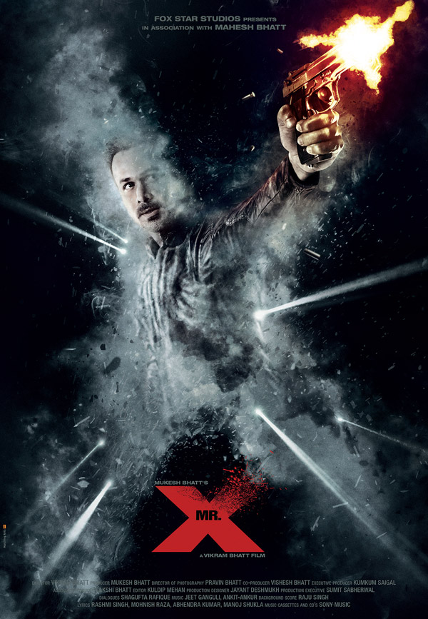 Unknown poster from the movie Mr. X
