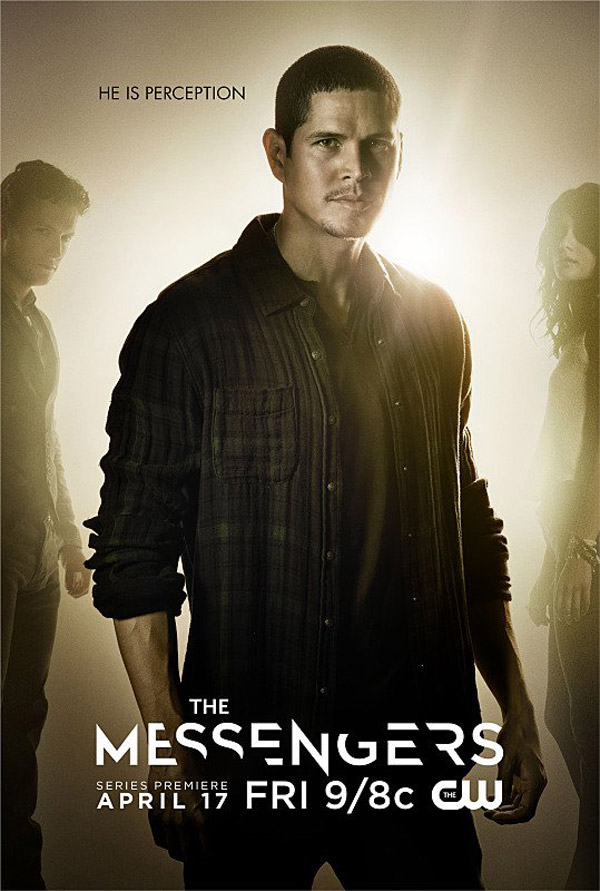 Affiche américaine de 'The Messengers'