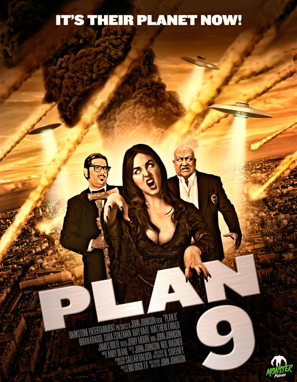 Us poster from the movie Plan 9