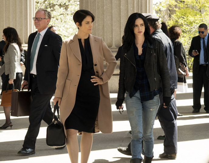Photo de 'Jessica Jones' - ©2015 ABC Studios - Jessica Jones (Jessica Jones) - cliquez sur la photo pour la fermer