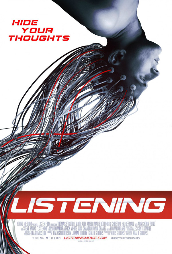 Us poster from the movie Listening