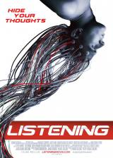 Movie poster from Listening, in theaters on September 11, 2015