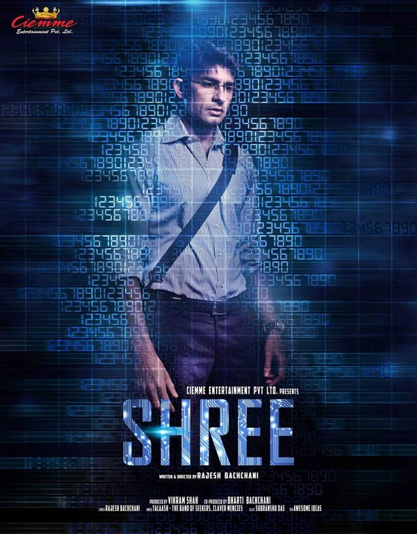 Unknown poster from the movie Shree