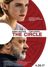 Movie poster from The Circle, in theaters on April 28, 2017
